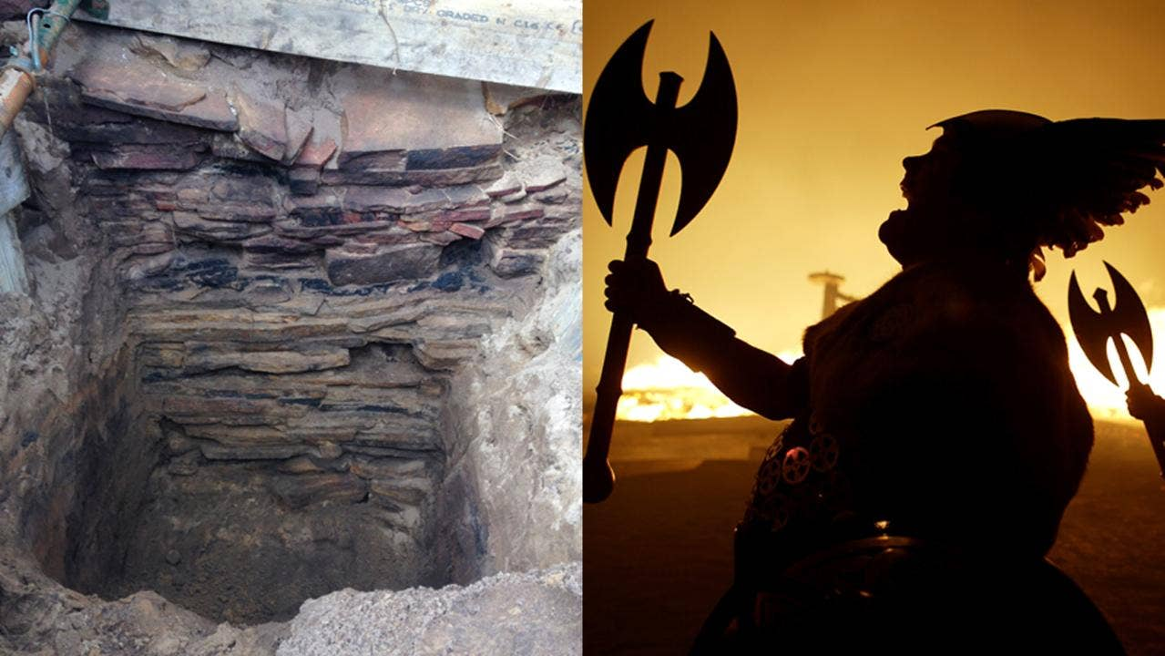 'Treasure trove' discovered at ancient fort destroyed by Vikings