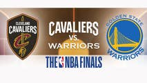 Everything you need to know about the 2018 NBA finals between the Cleveland Cavaliers and the Golden State Warriors.
