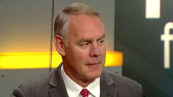 Interior Department's Opioid Task Force partners with Native American tribal police to combat the opioid crisis. Secretary Zinke explains on 'Fox & Friends.'