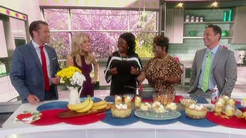 Cooking with Friends: Diamond and Silk's Banana Pudding