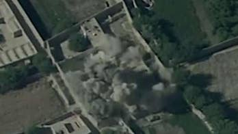 U.S. forces target Taliban leaders. Lucas Tomlinson reports from the Pentagon.