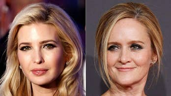 Samantha Bee's vile insults against Ivanka Trump, others are liberal media's late-night business model