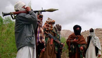 Taliban is reportedly holding secret meetings with Afghan officials to discuss a possible ceasefire. Mike Tobin has the details.