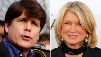 President Trump says he is considering commuting sentence of former Illinois governor Rod Blagojevich.
