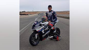 Motorcyle racer Dan Kneen was killed in the world's deadliest race.