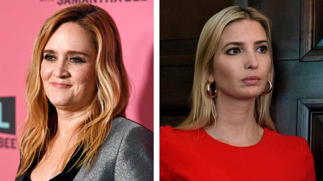 Samantha Bee goes after Ivanka Trump with vulgar slur