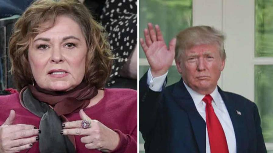 'Trump Derangement Syndrome' reaches new heights as liberals say President Trump created the environment that encourages racist behavior like Roseanne Barr's tweets. #Tucker