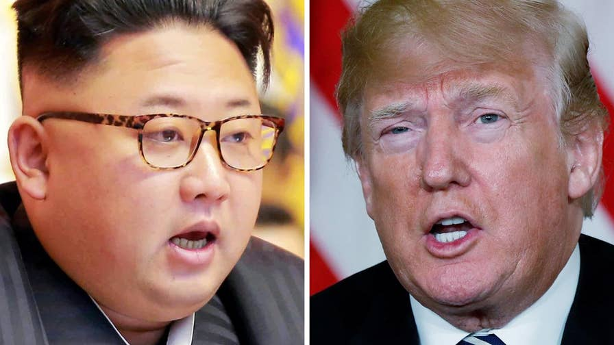 North Korean delegation will travel to D.C. to deliver a letter from Kim Jong Un. Rich Edson has more from the State Department.