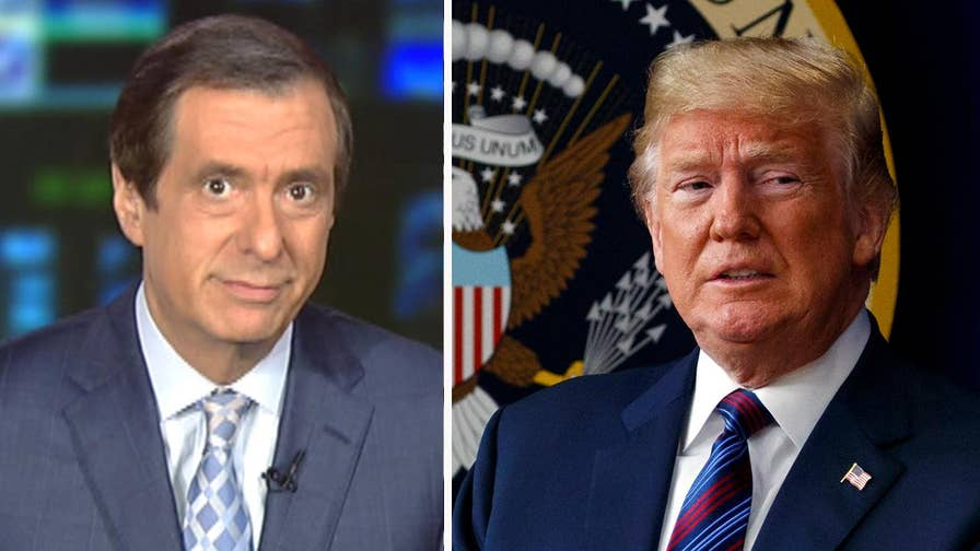 'MediaBuzz' host Howard Kurtz weighs in on President Trump's tweet-storm that ranged from criticizing the New York Times for incorrect rally information to calling out Disney president Bob Iger over the Roseanne firing.