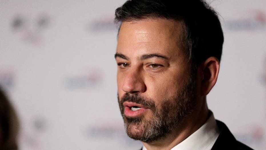 Jimmy Kimmel defends Roseanne Barr after racist tweet