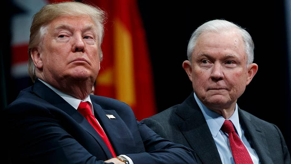 Did AG Sessions do President Trump a favor by recusing?