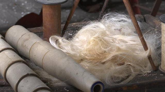 One of the last American silk mills in danger of demolition