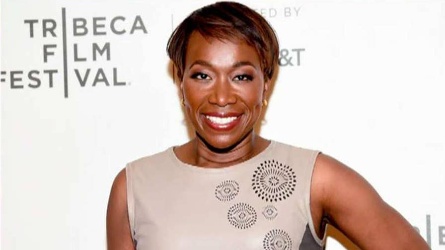 The MSNBC anchor claims her old blog was hacked.