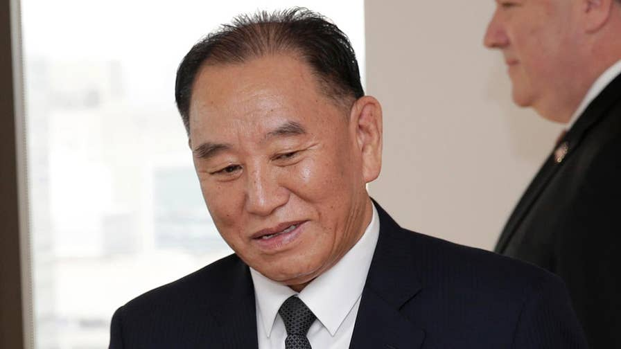 North Korean official Kim Yong Chol to deliver personal letter from Kim Jong Un to President Trump at the White House as summit preparations gain momentum; Kevin Corke reports.