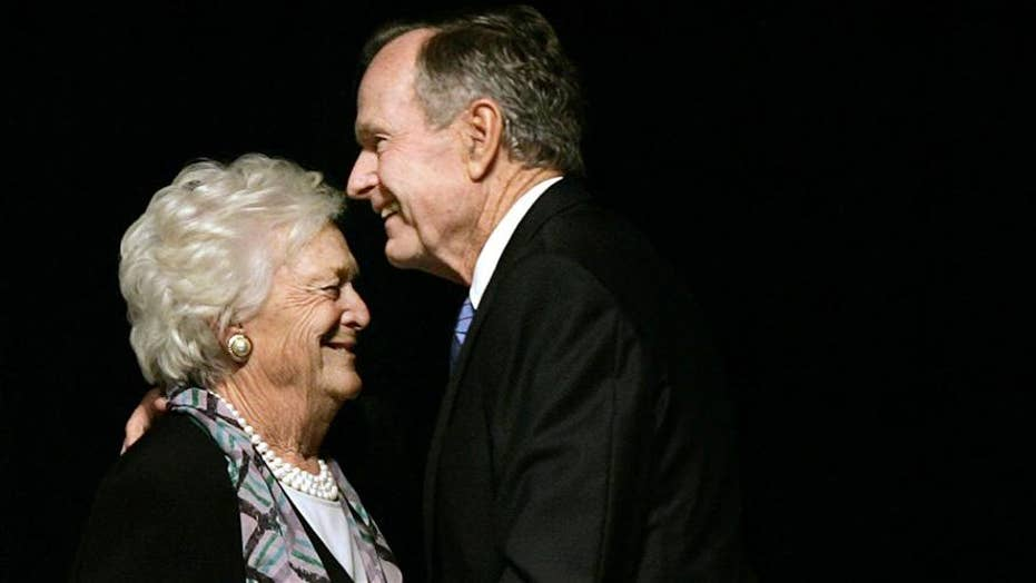 Life and love lessons learned from H.W. Bush