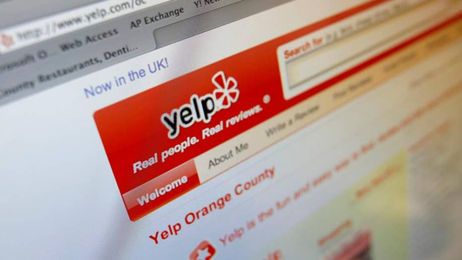 Yelp flagging businesses accused of racism on its review platform