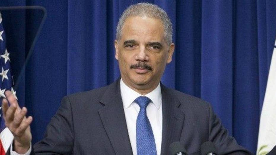 Eric Holder considers run for president