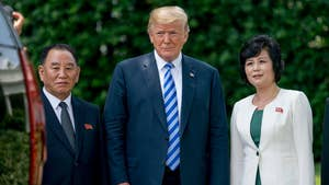 Former deputy assistant secretary for the U.S. Army, Van Hipp, says Secretary Pompeo deserves much of the credit for progress with North Korea.