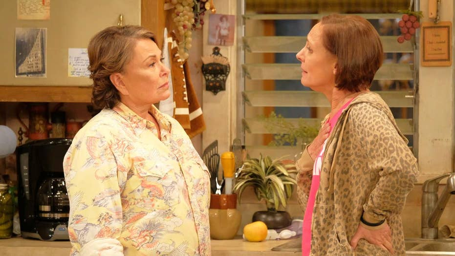 Report: ABC considering 'Roseanne' reboot without Roseanne