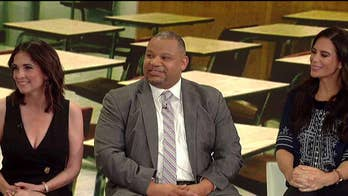 A South Carolina teacher urges parents not to negotiate for higher grades for their children; a parenting panel reacts on 'Fox & Friends.'