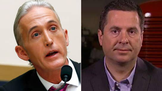 Devin Nunes reacts to Trey Gowdy's comments on Russia probe