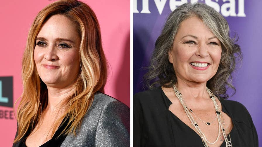 Should Samantha Bee face the same punishment as Roseanne? Judge Jeanine gets answers for 'Street Justice.'