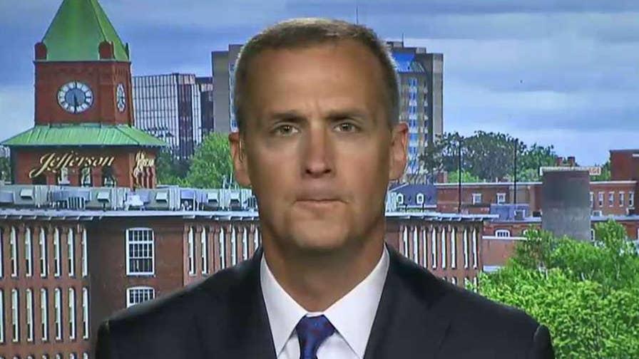 Former Trump campaign manager Corey Lewandowski weighs in on 'Fox News Sunday.'
