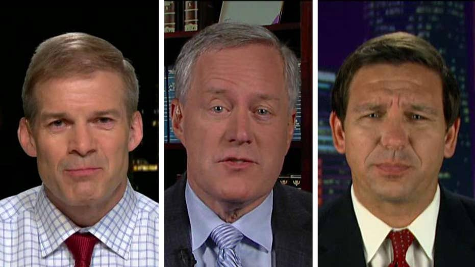 Reps. Jordan, Meadows and DeSantis on Gowdy's FBI remarks