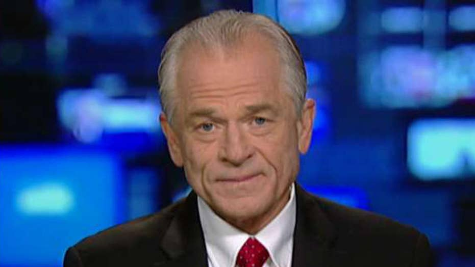 Peter Navarro on new tariffs, NAFTA talks and China trade
