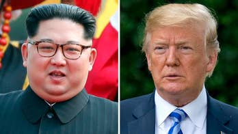 White House is tamping down expectations ahead of the summit with Kim Jong Un. Kevin Corke reports from the White House.