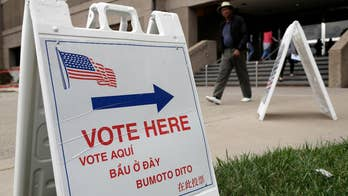 Anticipation building ahead of key congressional primaries in five states across the country, including California; RealClearPolitics' Tom Bevan joins 'Your World' with insight.