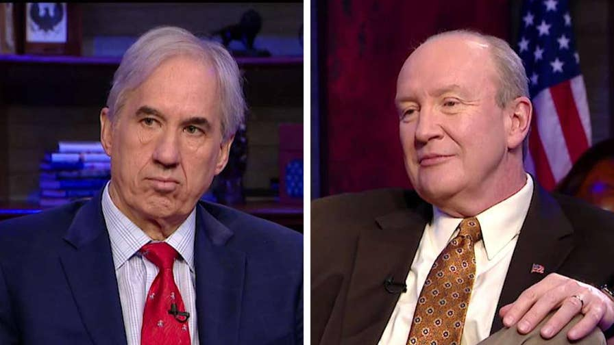 Author David Limbaugh and former US attorney Andrew McCarthy discusses the origin and implications of Mueller's Russia investigation on 'Life, Liberty & Levin.'