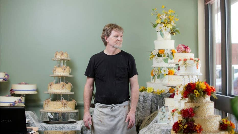 Supreme Court rules in favor of baker in same-sex cake case