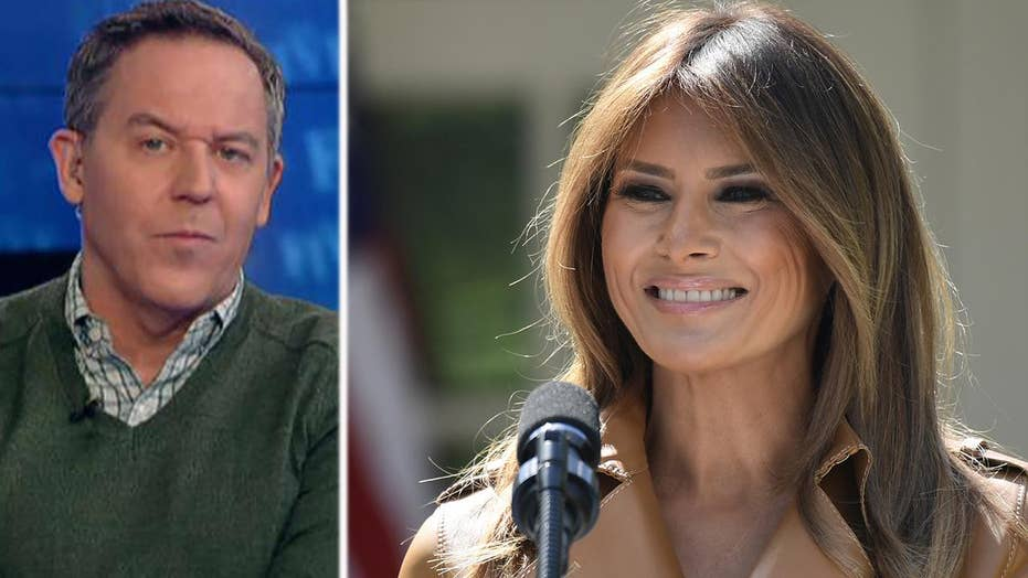 Gutfeld on the media's obsession with Melania's whereabouts