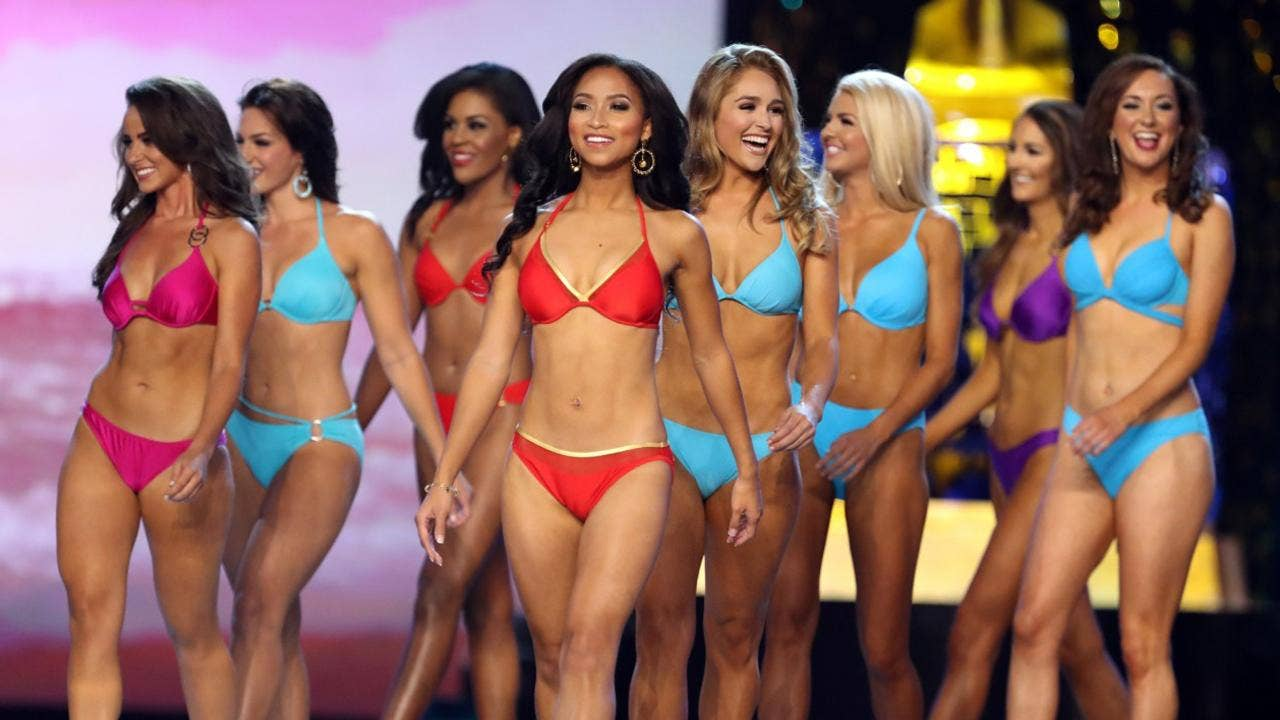 miss pic bikini America
