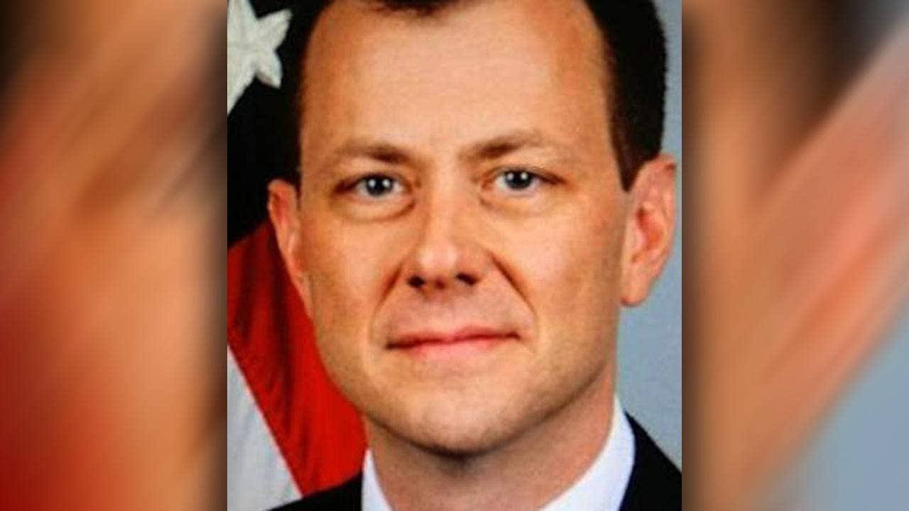 Image result for Demoted FBI agent Peter Strzok had larger role in Clinton, Russia probes than previously known
