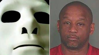 Investigators believe Dwight Lamon Jones was behind the murders of six people; Jonathan Hunt reports from Los Angeles.