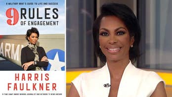 Fox News host shares military stories in '9 Rules of Engagement.'