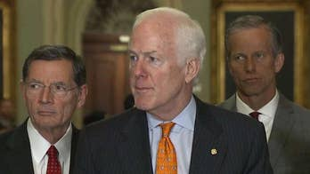 Senate GOP leadership discusses plan to cancel part of the August recess; insight from Senator Mitch McConnell and Sen. John Cornyn.