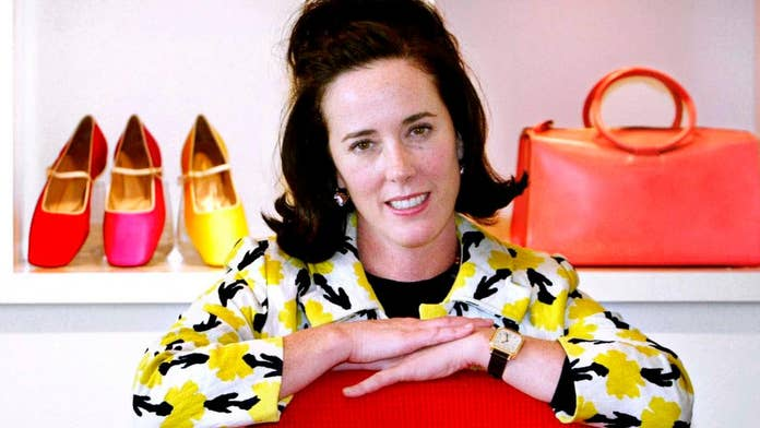 Kate Spade's husband pens touching tribute to late designer on first anniversary of her death
