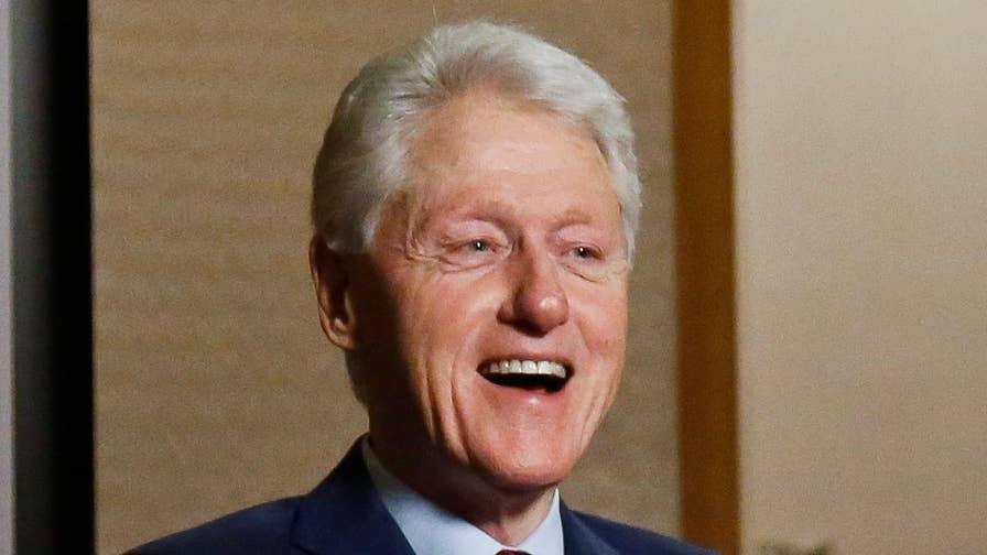 Bill Clinton claims he's apologized enough. RNC spokeswoman Kayleigh McEnany debates Wendy Osefo.