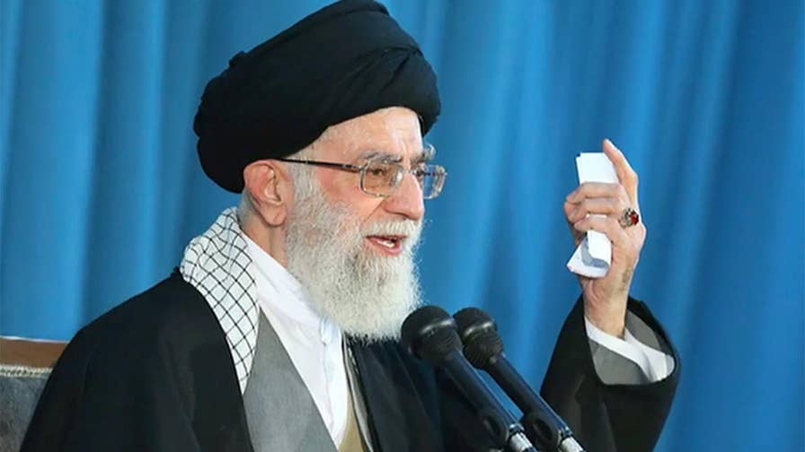 Supreme Ayatollah ramps up nuclear threat. Rich Edson has more from the State Department.