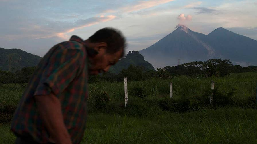 An unknown number of residents are still missing and could be buried in the ash from Guatemala's 'Volcano of Fire.'