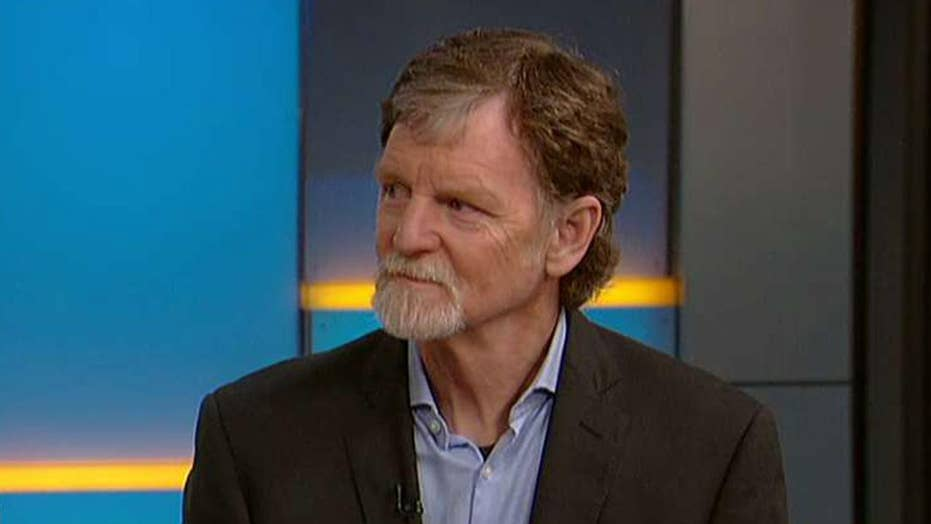 Colorado baker: Supreme Court decision was a 'big win'