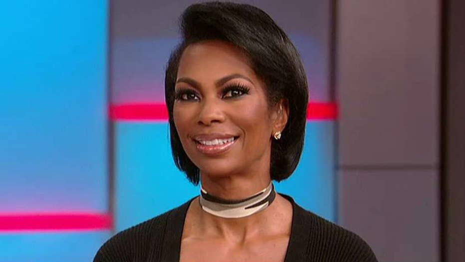 Harris Faulkner on growing up in a military family