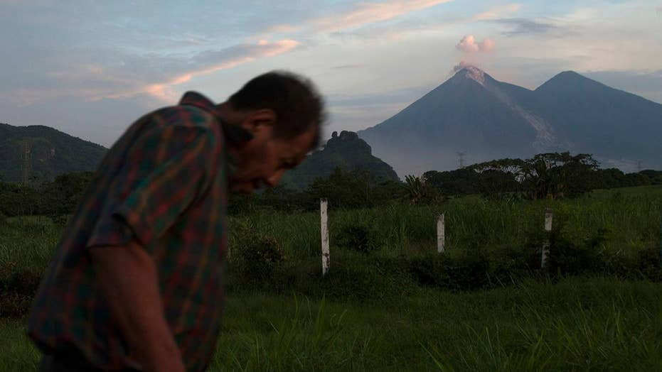 At least 69 people killed in Guatemala eruption