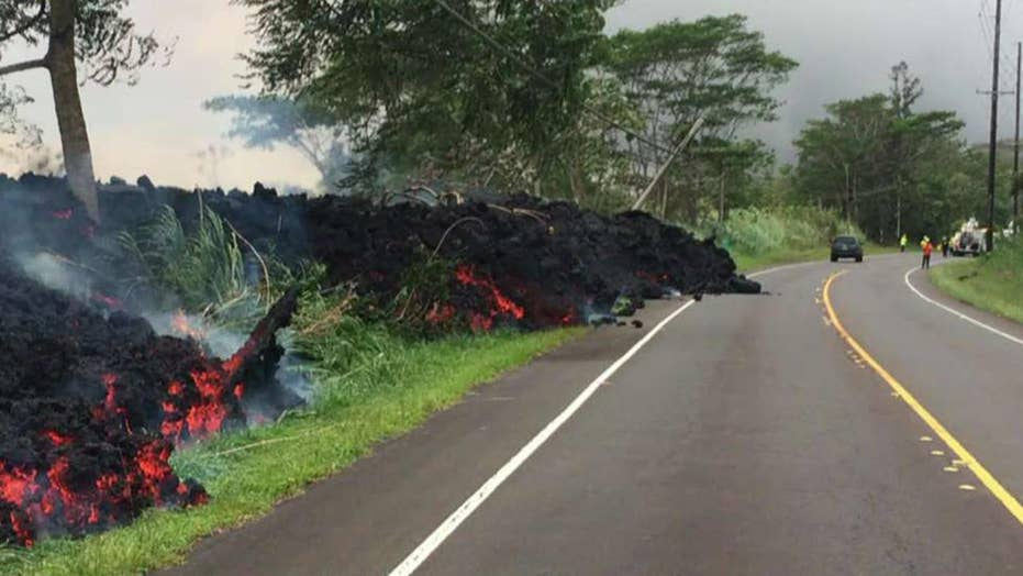 Report: Hundreds of homes destroyed in Hawaii