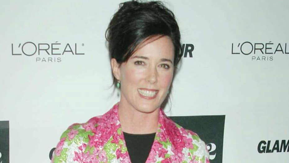 Fashion designer Kate Spade dies at age 55
