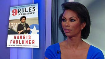 Fox News 'Overtime' host joins 'The Daily Briefing' with exclusive details on her new book '9 Rules of Engagement: A Military Brat's Guide to Life and Success.'