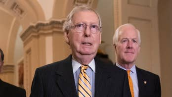 Exactly what those senators will be working on remains undecided; chief congressional correspondent Mike Emanuel reports from Capitol Hill.